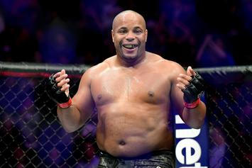 Daniel Cormier Divulges Who The Strongest Fighter He's Faced Is
