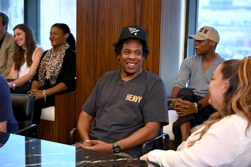 Jay-Z Is Reportedly Going To Be Part Owner Of An NFL Team
