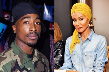 "Jada Pinkett Smith Imagines 2Pac Hosting ""Blue Table Talk"""