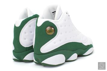 "Ray Allen's Air Jordan 13 ""Boston Celtics"" PE Rumored To Release"
