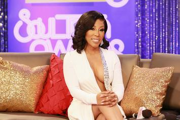 K. Michelle Shows Off Surgical Scars Since Getting Butt Implants Removed
