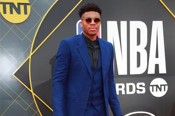 "Giannis Antetokounmpo Settles $2 Million Lawsuit Over ""Greek Freak"" Merch"