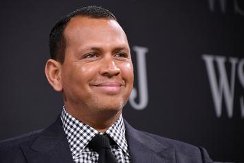 """Alex Rodriguez Has A """"Burner"""" Instagram Account For One Very Important Reason"""