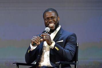 Kevin Hart Tops Forbes Highest-Paid Comedians & Produces Superhero Comedy