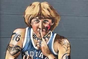 Larry Bird Doesn't Approve Of Heavily-Tattooed Mural, Asks Artist To Change It