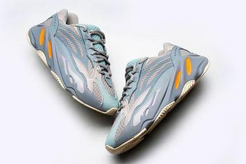 "Adidas Yeezy Boost 700 V2 ""Inertia"" September Release Date Announced"