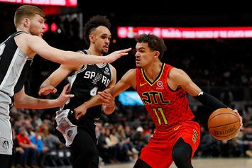 Trae Young Sides With Devin Booker In Double-Team Debate