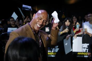 The Rock Tops Robert Downey Jr. & Chris Hemsworth On Forbes' Yearly Earnings