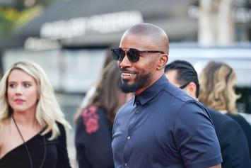 Jamie Foxx Lets Singer Sela Vave Move In With Him: Report