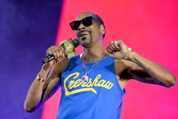 """Snoop Dogg's Story Unfolds In New """"I Wanna Thank Me"""" Movie"""