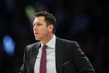 Kings Announce Results Of Luke Walton Sexual Assault Investigation