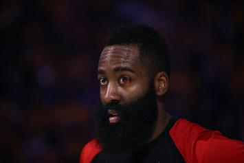 "James Harden Looking To Unleash ""One-Legged 3"" On The NBA"