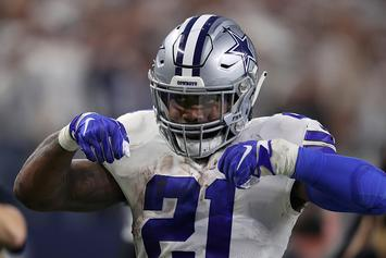 Ezekiel Elliott Speaks On His Future, Says He Wants To Be A Cowboy For Life