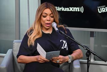 """Wendy Williams Confirms The Sex Of Kevin Hunter's """"Oops Baby"""""""