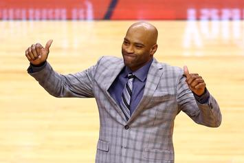Vince Carter Hints At Career In Broadcasting, Explains Why He Won't Coach
