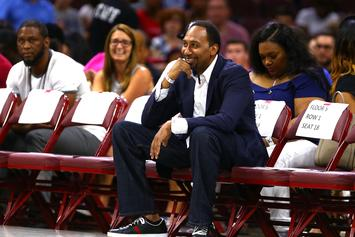 """Stephen A. Smith Offers Lengthy Rant On NBA """"Owner"""" Term: Watch"""
