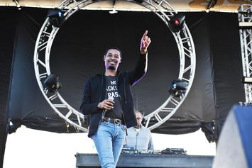 """Danny Brown Shares Theory On Jeff Epstein's Suicide: """"Cuz Ain't Dead"""""""
