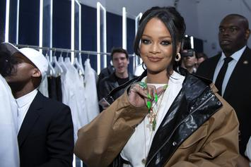 Rihanna's Savage x Fenty Lingerie Line Receives Additional $50M In Funding