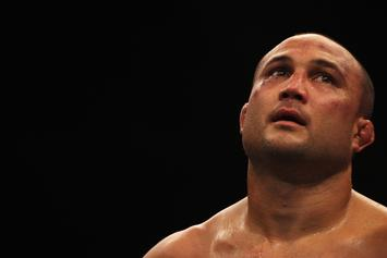 BJ Penn Receives Haymakers To The Face During Street Fight: Watch