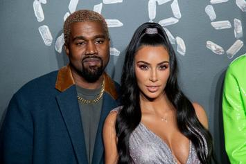 "Kim Kardashian Appears To Share Tracklist For Kanye West Album ""Jesus Is King"""