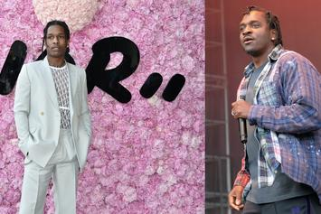 "A$AP Rocky, Pusha-T Conquer This Week's ""FIRE EMOJI"" Playlist"