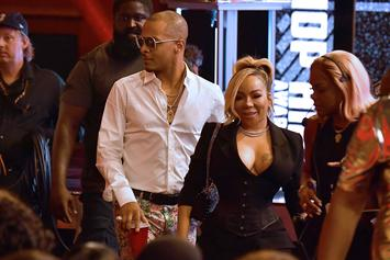 T.I. & Tiny Get Frisky In The Comments: Eggplant Emojis & TSA Violations