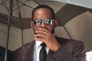 R. Kelly's Marriage To Aaliyah Cited As Proof He Should Not Be Released During Trial