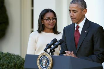 Sasha Obama Is A Hot Prospect For University Of Michigan Sororities