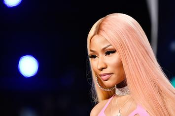 Nicki Minaj & Kenny Petty Flex Their Love On Instagram