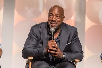 Malik Yoba Responds To Accusations With A Freestyle; His Ex Calls Him Out