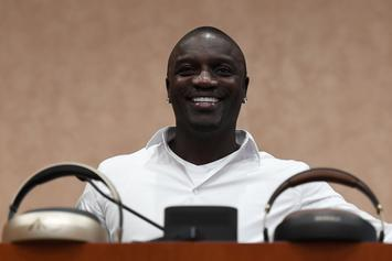 Akon Set To Release Three Albums This Fall