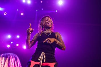 Swae Lee's Ex-Girlfriend Was Arrested For Headbutting Him