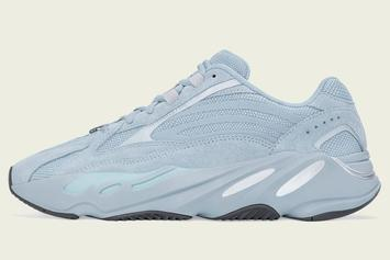 "Adidas Yeezy Boost 700 V2 ""Hospital Blue"" Release Details, Official Photos"