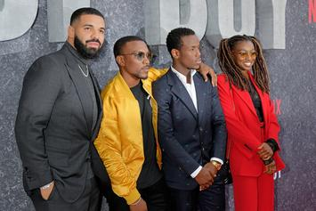 "Drake Surprised ""Top Boy"" Stars With A Netflix Revival Deal"