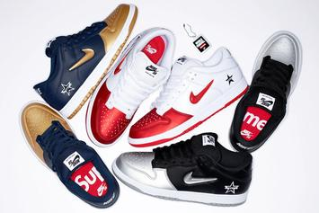 Supreme x Nike SB Dunk Low Pack Drops Tomorrow: How To Cop