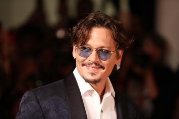 "Johnny Depp Calls Dior Backlash ""A Pity,"" Says It Was Made With ""Respect"""