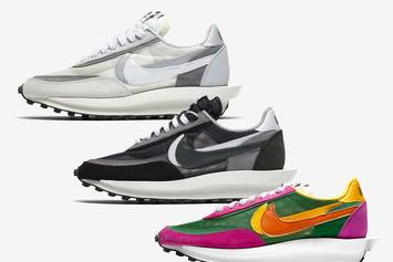 Sacai x Nike LDWaffle Pack Reselling For Four Times The Retail Price