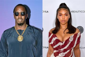 Diddy & Lori Harvey Hit Atlanta Strip Club With Justin Combs