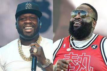 50 Cent Can't Name Anything About Rick Ross's Career That He Respects