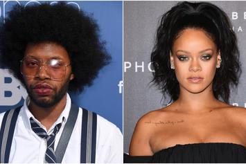 "Jeremy O. Harris Defends Rihanna's Texting During ""Slave Play"" Broadway Show"