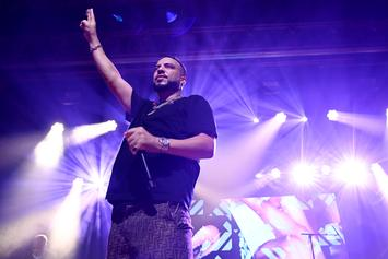 """French Montana Shuts Down Claim He Ripped Off """"All The Way Up"""": Report"""