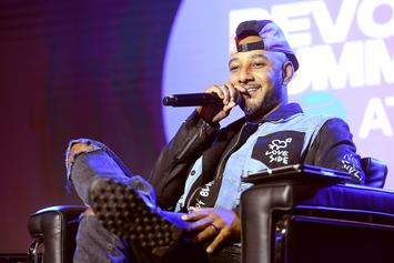 Swizz Beatz Tells Son The Racism He Experiences May Be A Form Of Love