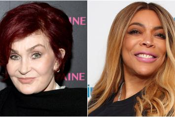 "Sharon Osbourne Slams Wendy Williams For Being ""So Dark"" & ""Mean"""