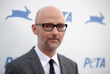 "Moby Has A Massive New ""Vegan For Life"" Neck Tattoo"