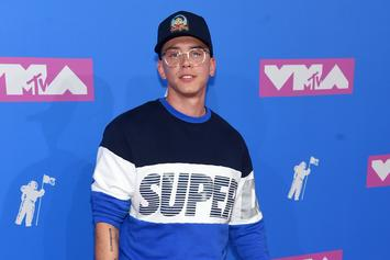 "Logic Reveals Next Album Is A Sequel To ""Under Pressure"""