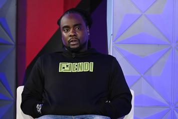Wale Isn't Concerned With His Songs Charting In The First Week For Good Reason