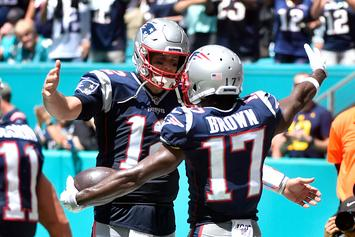 "Tom Brady Holds Back His ""Personal Feelings"" About Antonio Brown Situation"