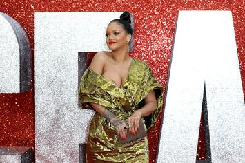 Rihanna Unleashes Latest Batch Of Sultry Lingerie Pics