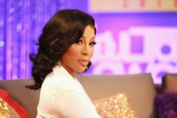 """K. Michelle Explains Why She Thinks """"Men Are Not Good People"""""""