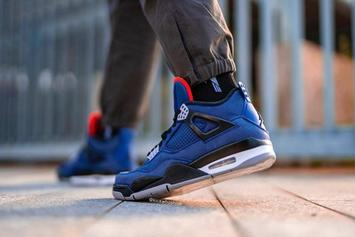 "Air Jordan 4 Winterized ""Loyal Blue"" Gets December Release Date"